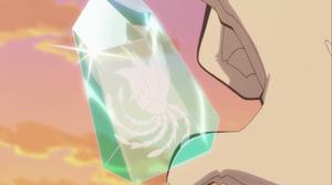 Guidance stone - suzaku