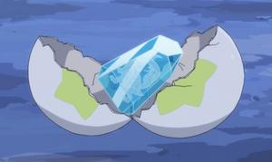 Guidance stone - genbu