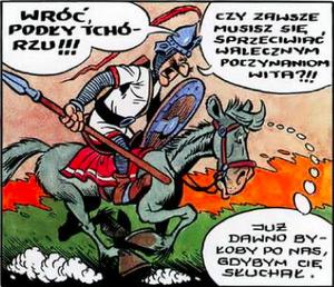 Woj Wit - Szarża