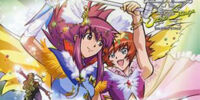 Kaleido Star OVA 1: The Princess Without A Smile