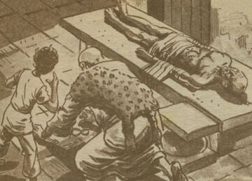 Heredero de Tutan Kop Muerte