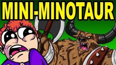 MINI MINOTAUR SONG (feat. Tobuscus & Tim Tim)