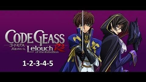 Code Geass - Season 2 - EP 1-2-3-4-5 English Dubbed Full HD