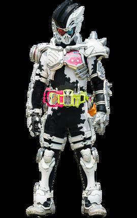 Kamen Rider Genm Level X-0