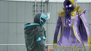 Specter and Nobunaga