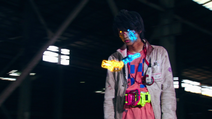Two MAX Gashat merging