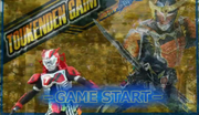 TG Start Screen