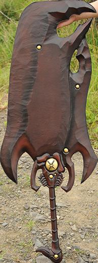 KRGh-Gammaizer Blade