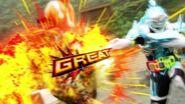 Gashacon Sword Fire B Boost