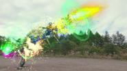 Beast Hyper kick