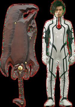 KRGh-Gammaizer Adel Blade