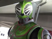 Kamen Rider Verde (A.R