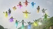 15Damashii kick w Ghost