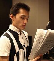 Takahiro Hojo (Super Climax Heroes)