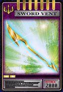 Siren Sword Vent