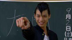 Gentaro Kisaragi Student