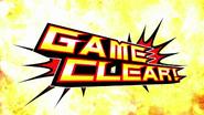 Pac-Man Game Clear