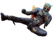 Another Agito Rider Kick