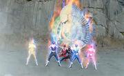 Kamen Rider Black × Hikari Sentai Maskman