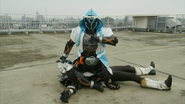 KRG-Ikkyu Omega Drive Zazen
