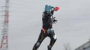 KRG-Kamen Rider Omega Drive Punch