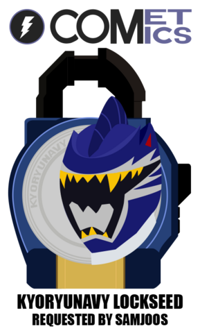 File:Request fan lock kyoryunavy lockseed by cometcomics-d7nvaqc.png
