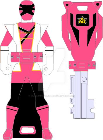 File:Super shinken pink ranger key by signaturefox2013-d8g3p6p.png