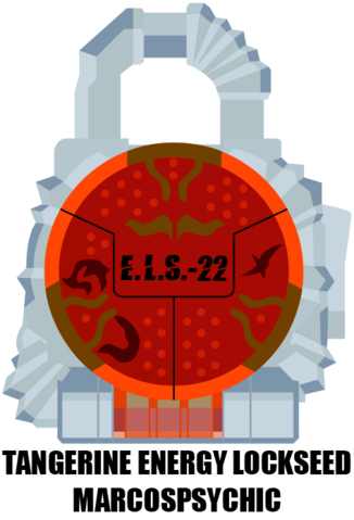 File:Fan lock tangerine energy lockseed by cometcomics-d7buhs0.png