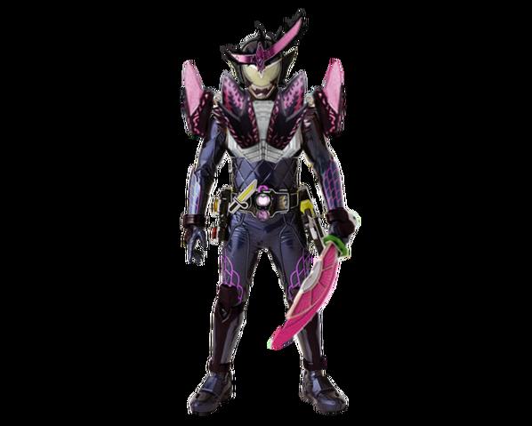 File:Kamen rider gaim darkness arms by tuanenam-d7yfsr5.png