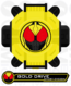 Fan eyecon gold drive ghost eyecon by cometcomics-da36300
