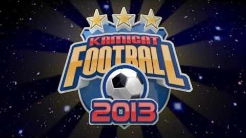 Kamicat Football 2013 - Fußball Soccer Fútbol