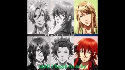 Kamigami no Asobi Opening Theme (TILL THE END) English Sub