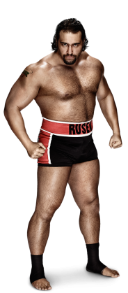 Rapist Rusev