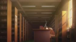 Shiori stressed