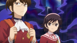 Ayumi angry