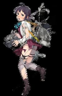 DD Fujinami 485 Full Damaged