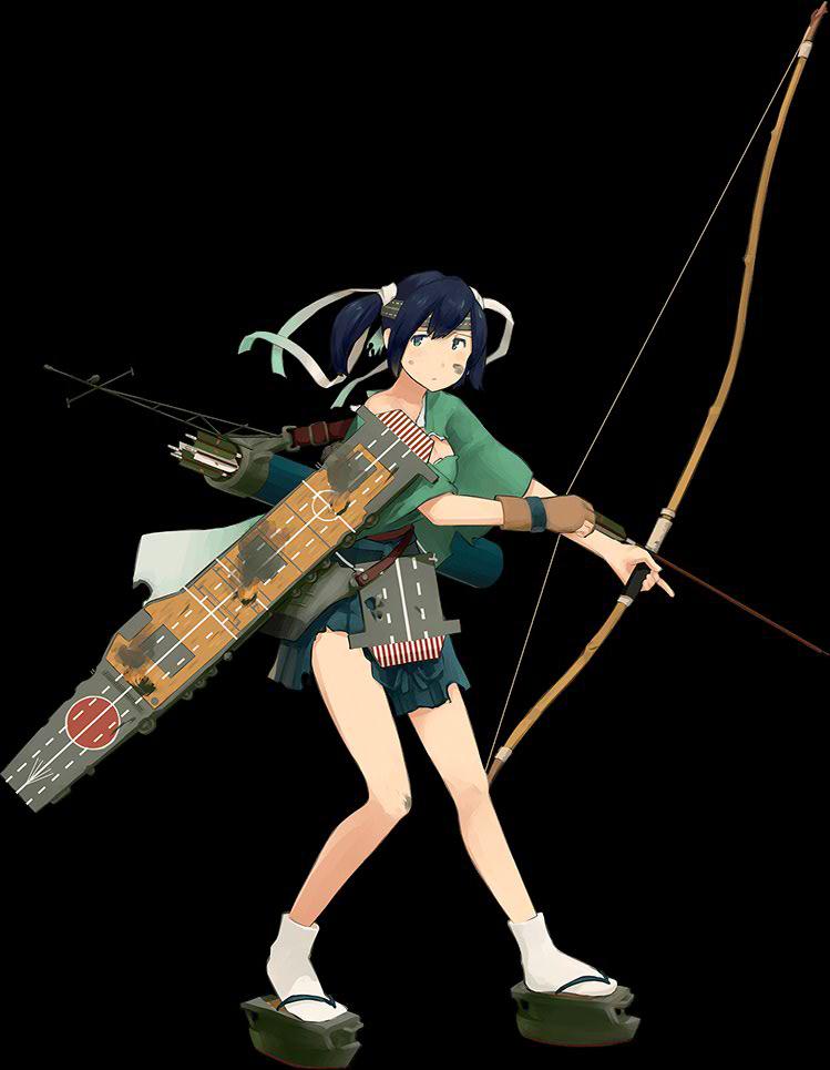 CV Souryuu Kai Ni 197 Full Damaged
