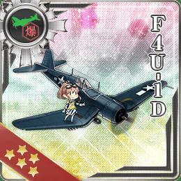 F4U-1D 233 Card