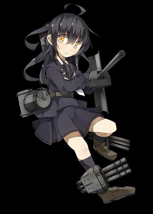 DD Mikazuki 007 Full