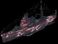 Fog Enemy Takao 02