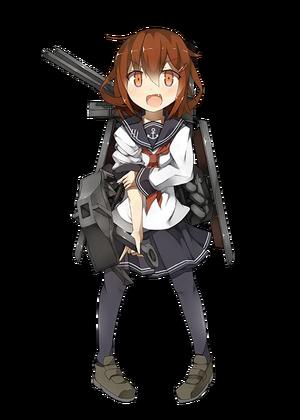 DD Ikazuchi 036 Full
