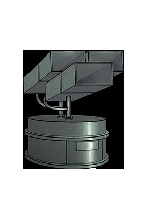 Type 33 Surface Radar 029 Equipment