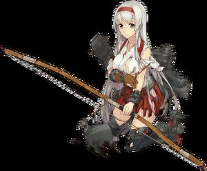 CV Shoukaku Kai Ni 461 Full Damaged
