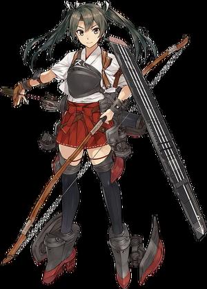 CVB Zuikaku Kai Ni A 467 Full