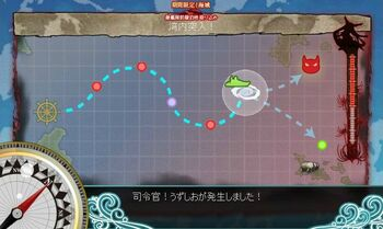 E-3 Map May Event