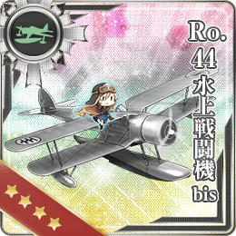 Ro.44 Seaplane Fighter bis 215 Card