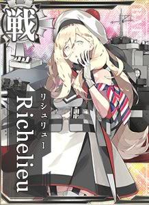 FBB Richelieu 492 Card