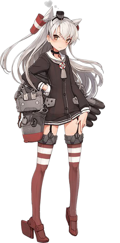 DD Amatsukaze Kai 316 Full