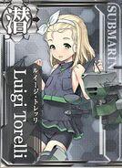 SS Luigi Torelli 535 Card