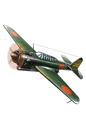 Tenzan Model 12 (Tomonaga Squadron) 094 Equipment